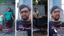 Unik, Fotografer Ini Memotret Sepeda Tukang Kopi Jadi Sekeren Brompton