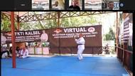 Kejurnas Karate Tradisional Virtual Digelar FKTI