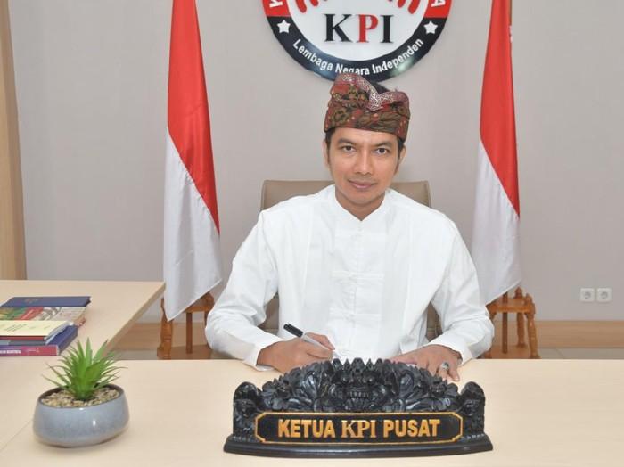 Ketua KPI Pusat Agung Suprio