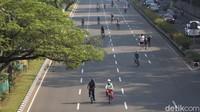 Bersepeda Kini Diatur Pemerintah, Begini Isyarat Tangan untuk Belok dan Berhenti