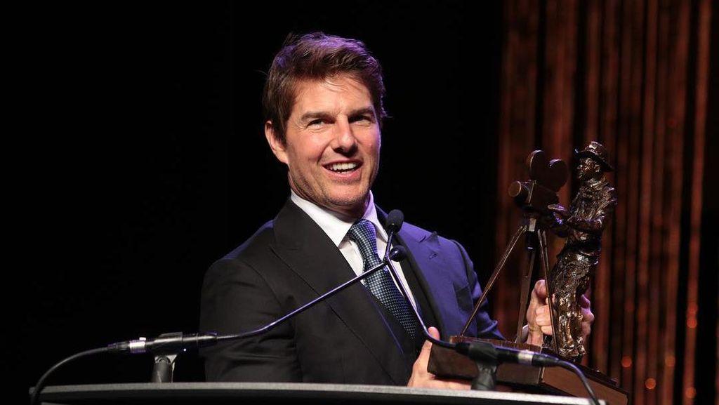 Tom Cruise Bakal Mulai Syuting di Luar Angkasa Oktober 2021