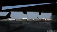Garuda Selamat dari Gugatan Pailit, 9 Pesawat Harus Direlokasi