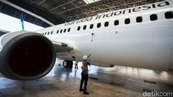 Dikabarkan akan Pailit, Garuda Indonesia Buka Suara