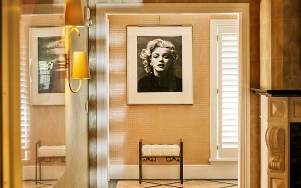 The Beverly Hills Hotel menawarkan kepada tamunya paket menginap seperti Marilyn Monroe.
