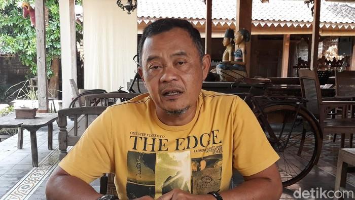 Eks Ketua DPD NasDem Sukoharjo Agus Tri Raharjo