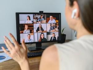 4 Cara Ini Bisa Bikin Meeting Online Tak Lagi Membosankan