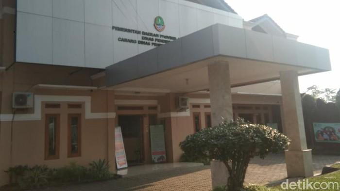 Kantor Cabang Dinas (KCD) ilayah VI Dinas Pendidikan Jawa Barat