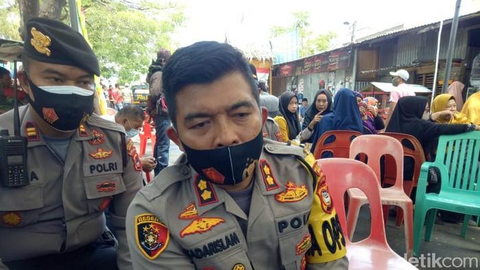 Kapolres Pelabuhan Makassar AKBP Muhammad Kadarislam (dok. Istimewa).