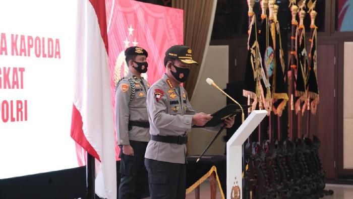 Kapolri Jenderal Idham Azis (Dok. Mabes Polri).