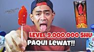 Gokil! Ini Aksi 5 YouTuber Mukbang Camilan Super Pedas