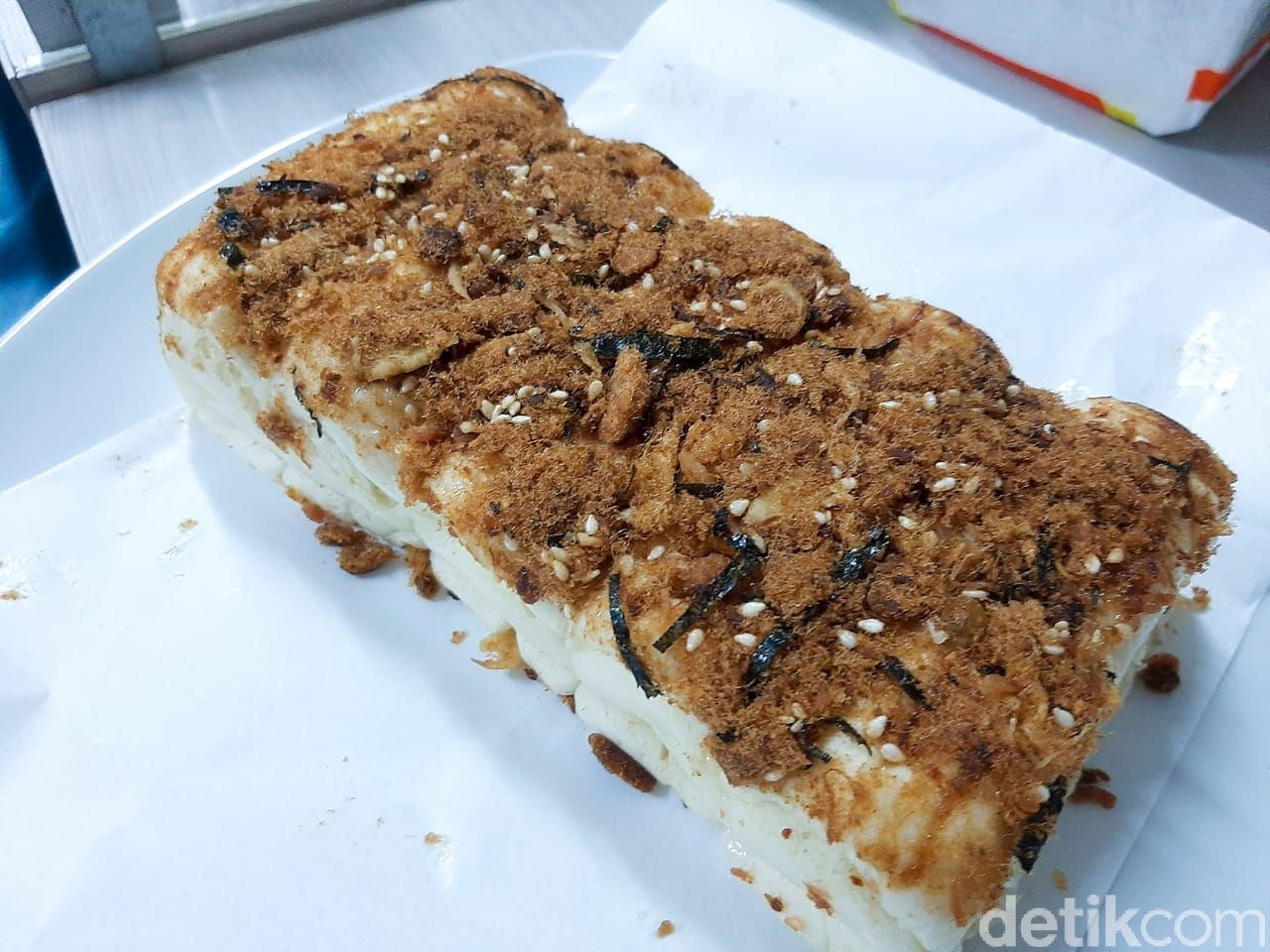 Review Oishii Japanese Bake