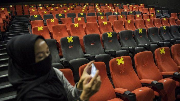 pembukaan bioskop bahagia bikin sehat atau justru jadi bahagia karena sehat 169