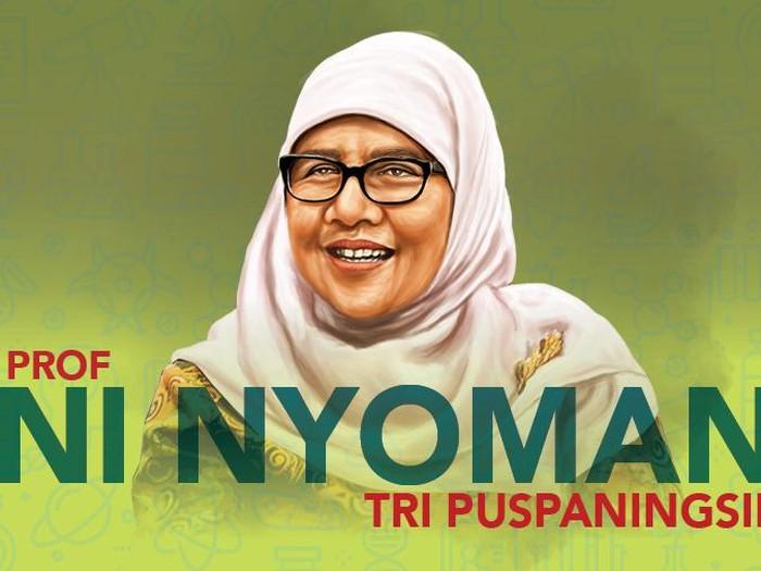 Prof Ni Nyoman Tri Puspaningsih