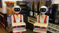 5 Robot Pelayan Ini Jadi Solusi Efektif di Tengah Pandemi Corona