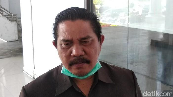 Sekretaris DPRD Bengkulu, M Rizal (Hery Supandi/detikcom)