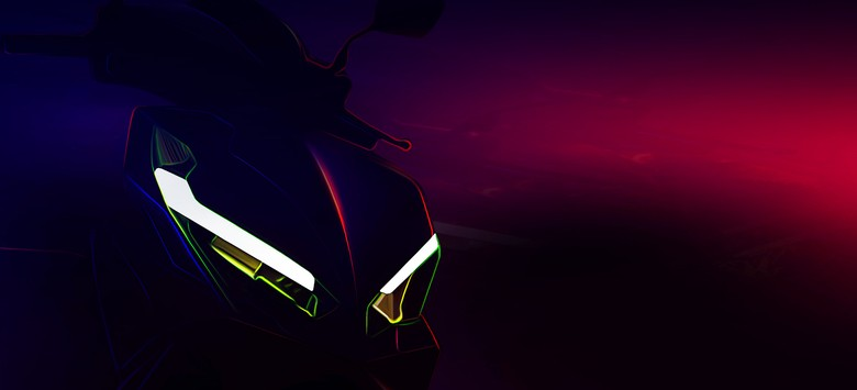 Teaser gambar calon skutik baru Honda