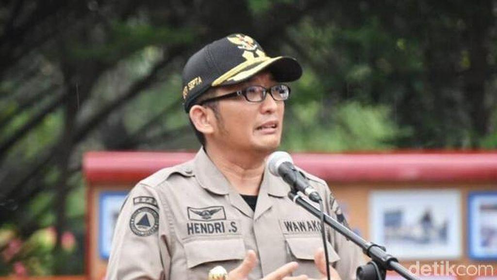 Mahyeldi Resmi Jadi Gubernur Sumbar, Hendri Septa Jabat Plt Walkot Padang