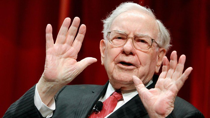 Warren Buffett suka fast food