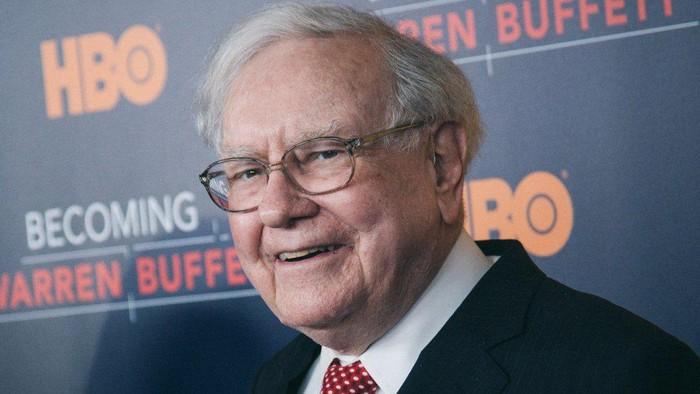 Warren Buffett suka fast food