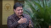 Berbisnis di RI Paling Ruwet, Airlangga: UU Cipta Kerja Bisa Perbaiki