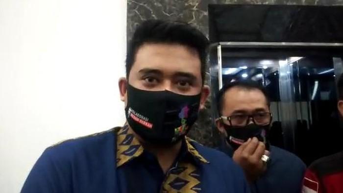Bobby Nasution (Datuk Haris Molana-detikcom)