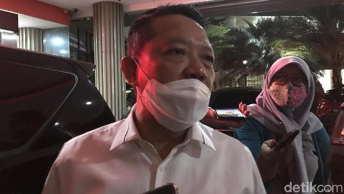 Direktur Penyidikan Jampidsus Febrie Andriansyah.