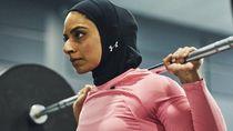 Under Armour Rilis Hijab Olahraga Harga Rp 500 Ribuan