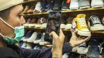 Jurus Pemerintah Tingkatkan Daya Jual Produk Sepatu Lokal