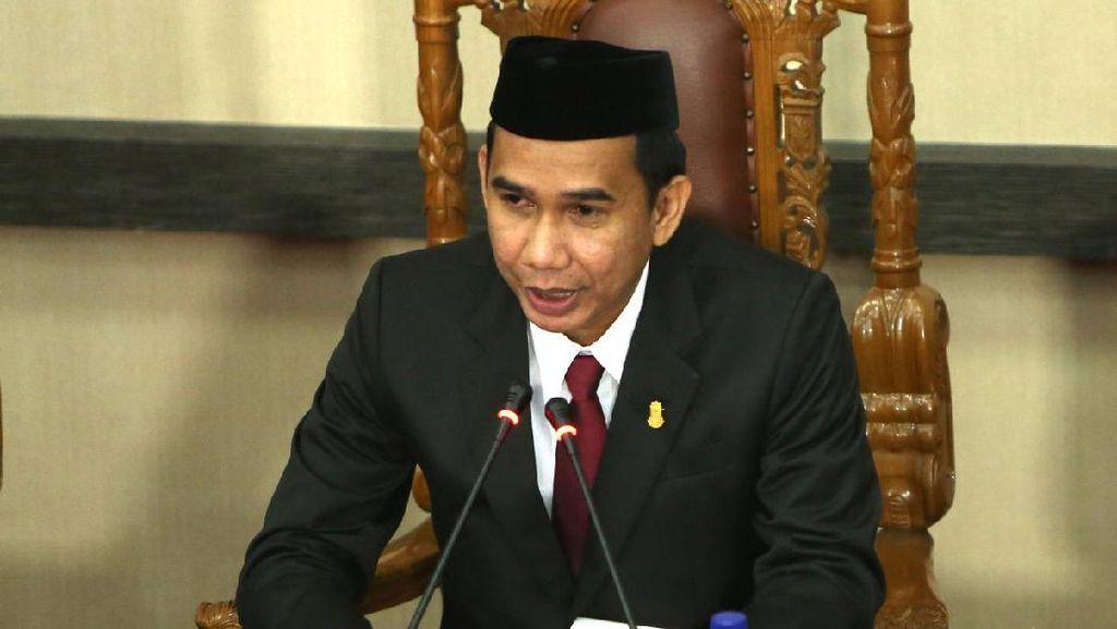 Ketua DPRD Makassar Juga Batal Divaksin, Ini Syarat yang Tidak Dipenuhi