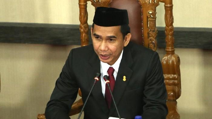 Ketua DPRD Makassar Rudianto Lallo (Noval-detikcom).