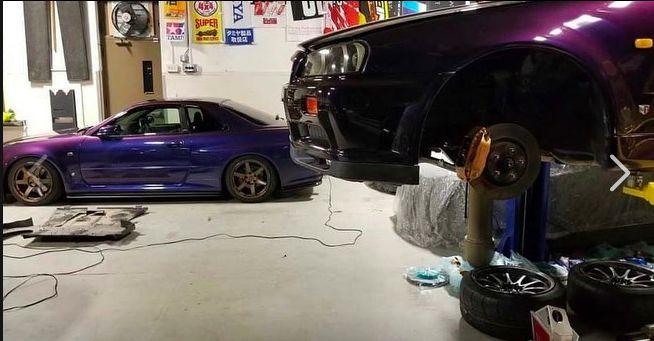 Markas Damkar Diubah Jadi Garasi Mobil Eksotik dan Simpan Ganja
