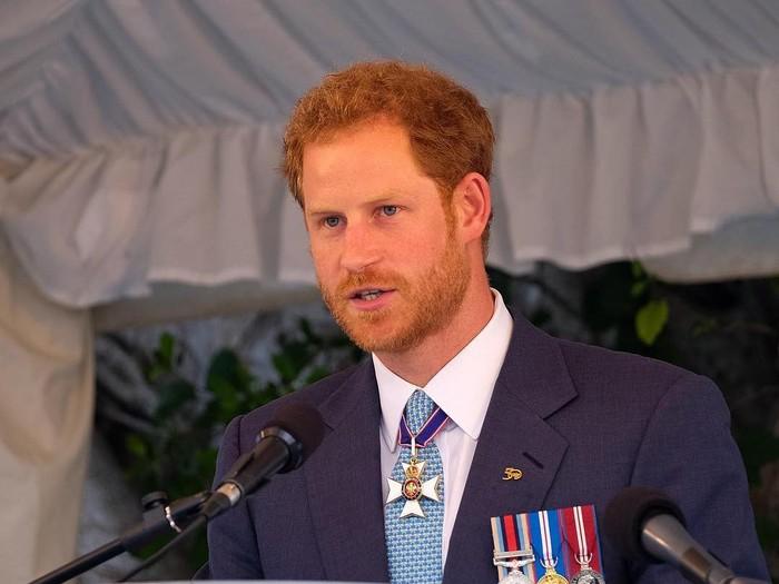 Pangeran William dan Harry
