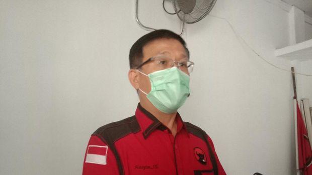 PDIP mencopot 4 Ketua PAC di Medan gegara tolak dukung Bobby