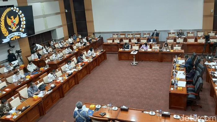 RDP Komisi I bahas RUU PDP, 1 September 2020
