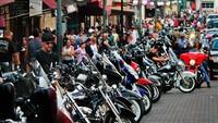 Corona Merajalela, Ribuan Bikers Nggak Kapok Gelar Kopdar Lagi