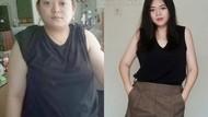 Sukses Turunkan Berat Badan 40 Kilogram dan Surga Kuliner Malam Jakarta