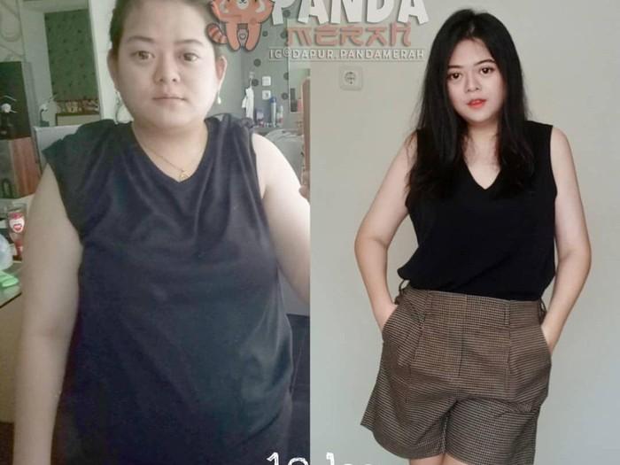 Sukses Turunkan Berat Badan 20 Kilogram, Youtuber Ini Berbagi Tips Diet