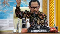 Tito Geram Dana Pemda Mengendap di Bank hingga Rp 252 Triliun