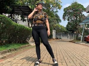 Tya Ariestya Turunkan BB 13 Kg Dalam 2 Bulan, Caranya Tiap Hari Jalan Kaki