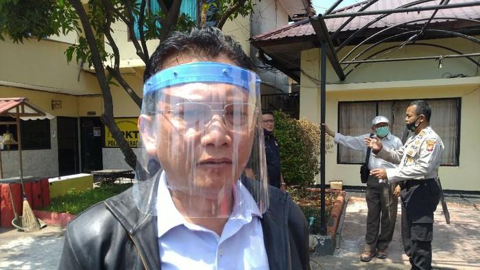 Wakil Ketua Lembaga Perlindungan Saksi dan Korban (LPSK) Edwin Partogi
