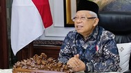Maruf Amin: Kemiskinan Berpotensi Naik Bila..