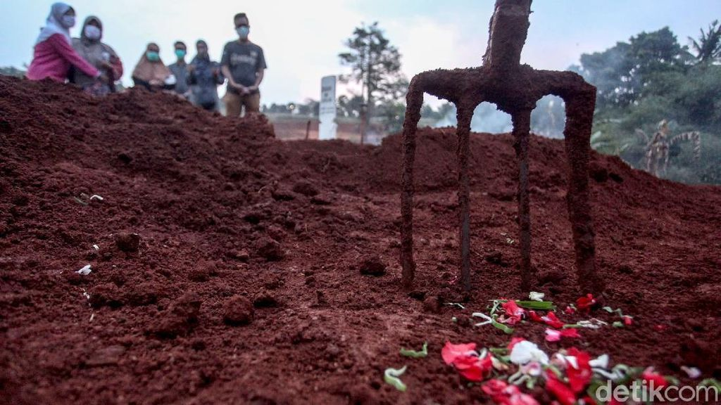 Kematian Akibat Corona di Dunia Tembus 2 Juta Kasus