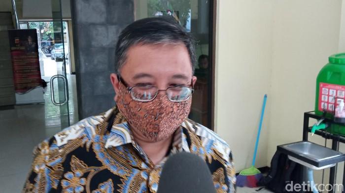 Anggota DPRD Jabar Haru Suandharu.