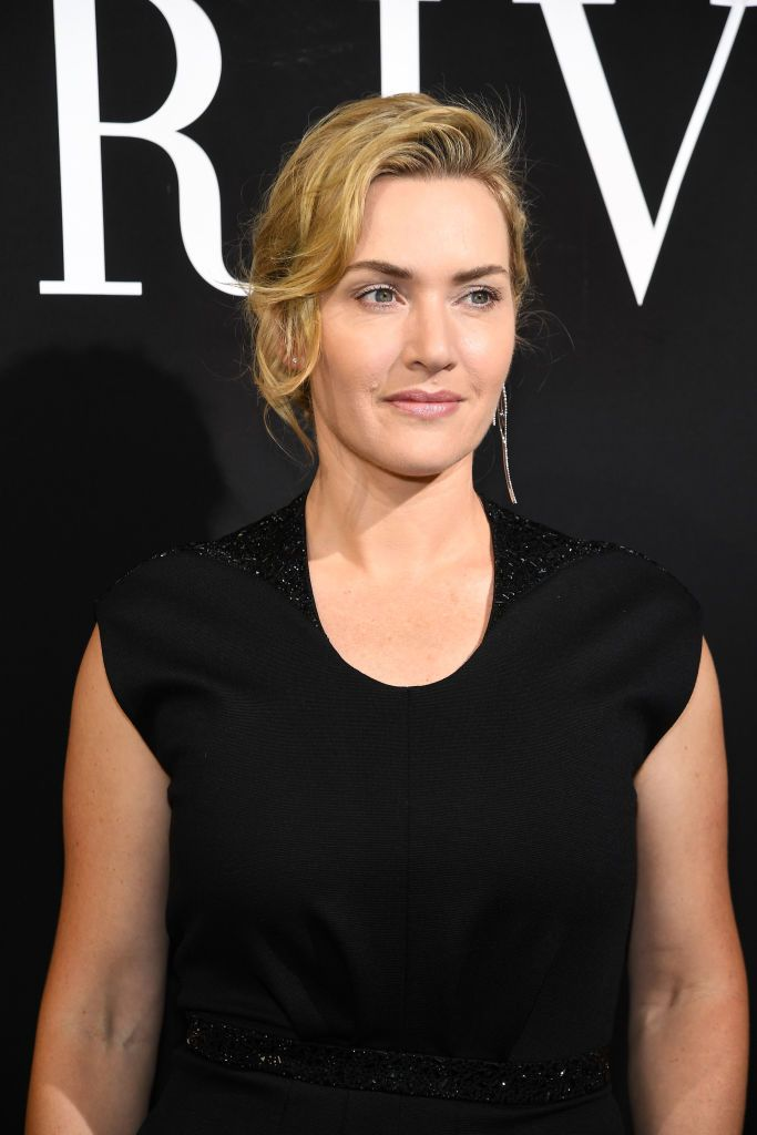 PARIS, FRANCE - JULY 04:  Kate Winslet attends the Giorgio Armani Prive Haute Couture Fall/Winter 2017-2018 show as part of Haute Couture Paris Fashion Week on July 4, 2017 in Paris, France.  (Photo by Pascal Le Segretain/Getty Images)