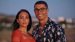 Cristiano Ronaldo Positif Corona, Kekasih Kirim Pesan Manis