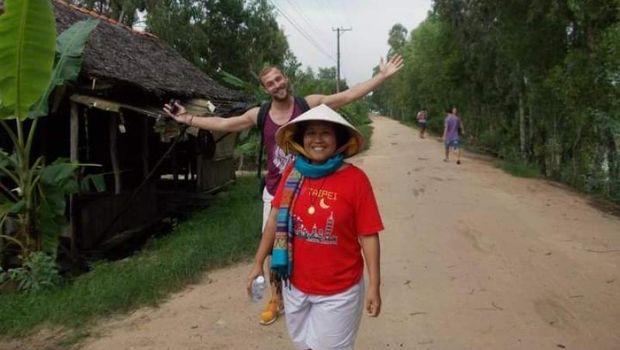 Hutan di Vietnam.