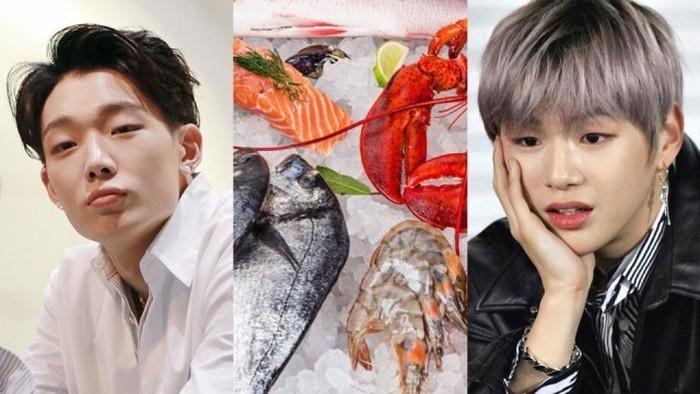 Idol Kpop yang gak doyan seafood