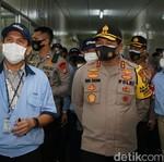 Mengintip Isi Garasi Irjen Nana Sudjana yang Dicopot dari Kapolda Metro