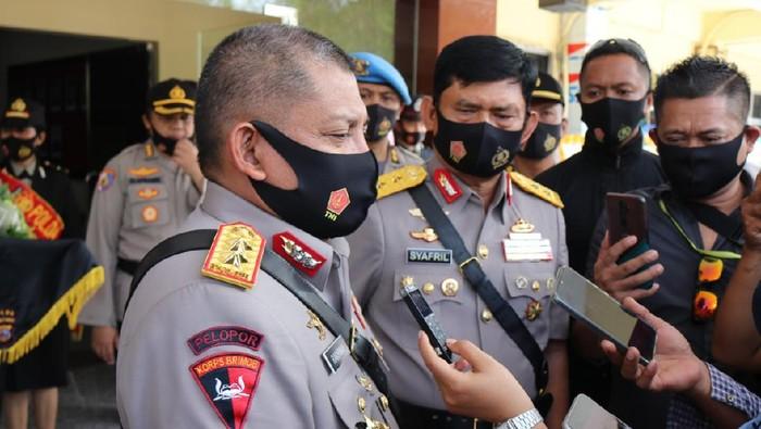 Kapolda Sulten, Irjen Rakhman Baso