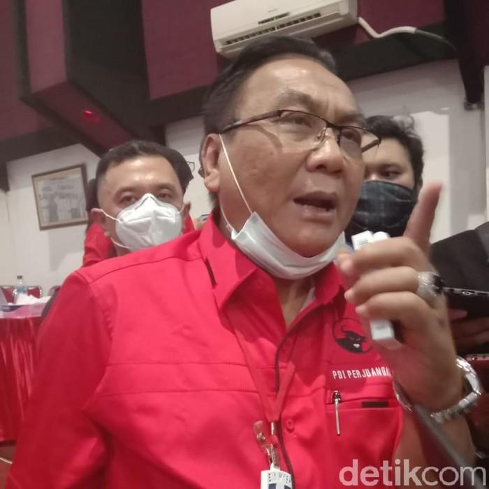 Ketua DPP PDI Perjuangan Bidang Pemenangan Pemilu, Bambang Wuryanto atau Bambang Pacul
